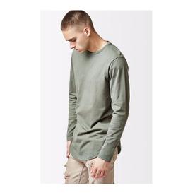 196a637e PacSun Engel Long Sleeve Scallop T-Shirt at PacSun.com